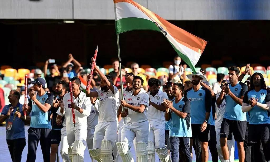 India End Australias 32-Yr Unbeaten Streak at the Gabba, Win Series 2-1
