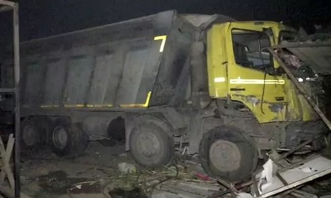 15 Migrant Workers from Rajasthan Killed After Truck Runs Over Them in Gujarat