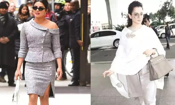 Priyanka Chopras PVC sandals to Kangana Ranauts loafers: Top shoe trends of 2020