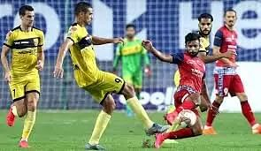 Jamshedpur end string of defeats with draw vs Hyderabad