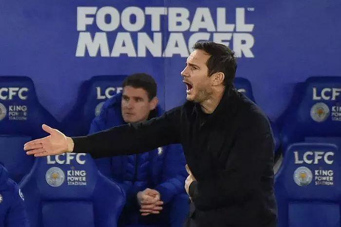 Chelsea sack coach Frank Lampard