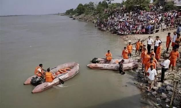 Joyride Turns Fatal for 4 as Boat Capsizes in Jorhat