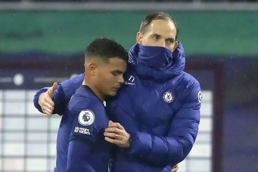 Chelsea held by Wolves in Thomas Tuchels first match in charge EPL