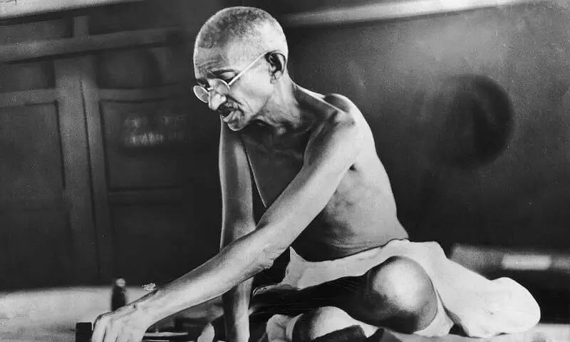 Martyrs' Day: President Kovind Tweets on Mahatma Gandhi's Death Anniversary  - Sentinelassam