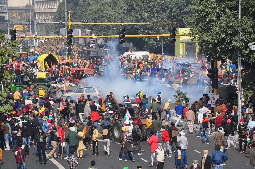Republic Day violence: 38 cases & 84 arrests so far; raids in Jalandhar