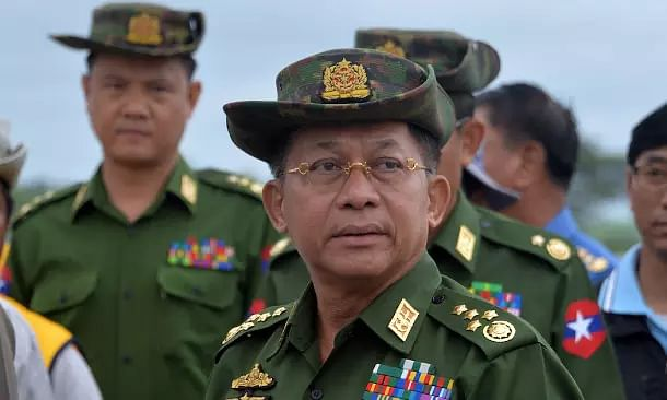 After Dethroning Aung San Suu Kyi, Army Forms New Govt in Myanmar