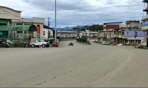 Complete lockdown extended till August 6 in Manipur