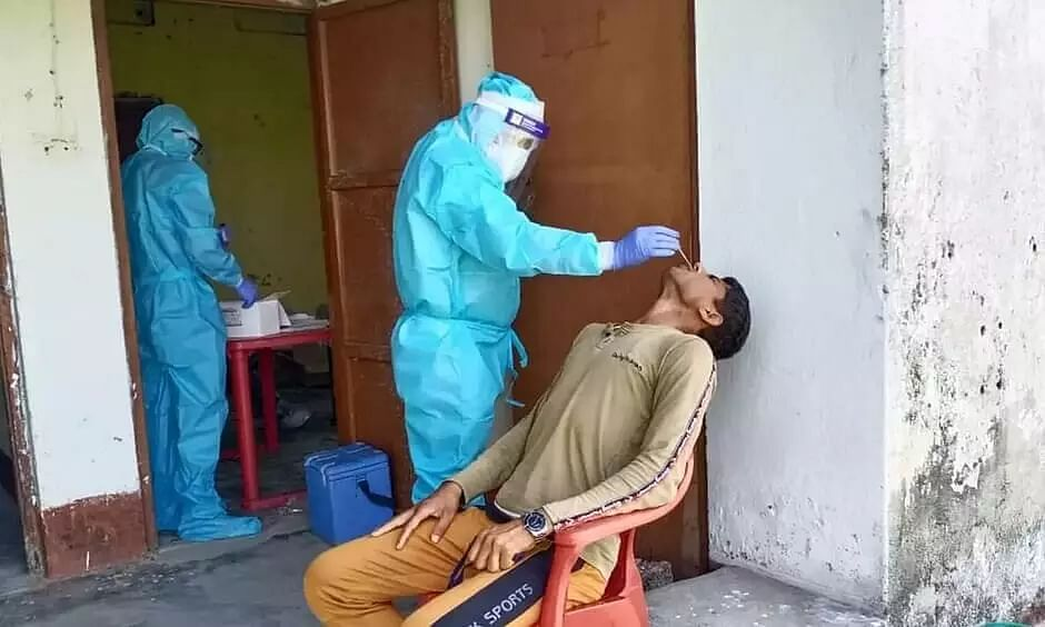 Mizoram registers 3 more COVID-19 cases; total cases 201