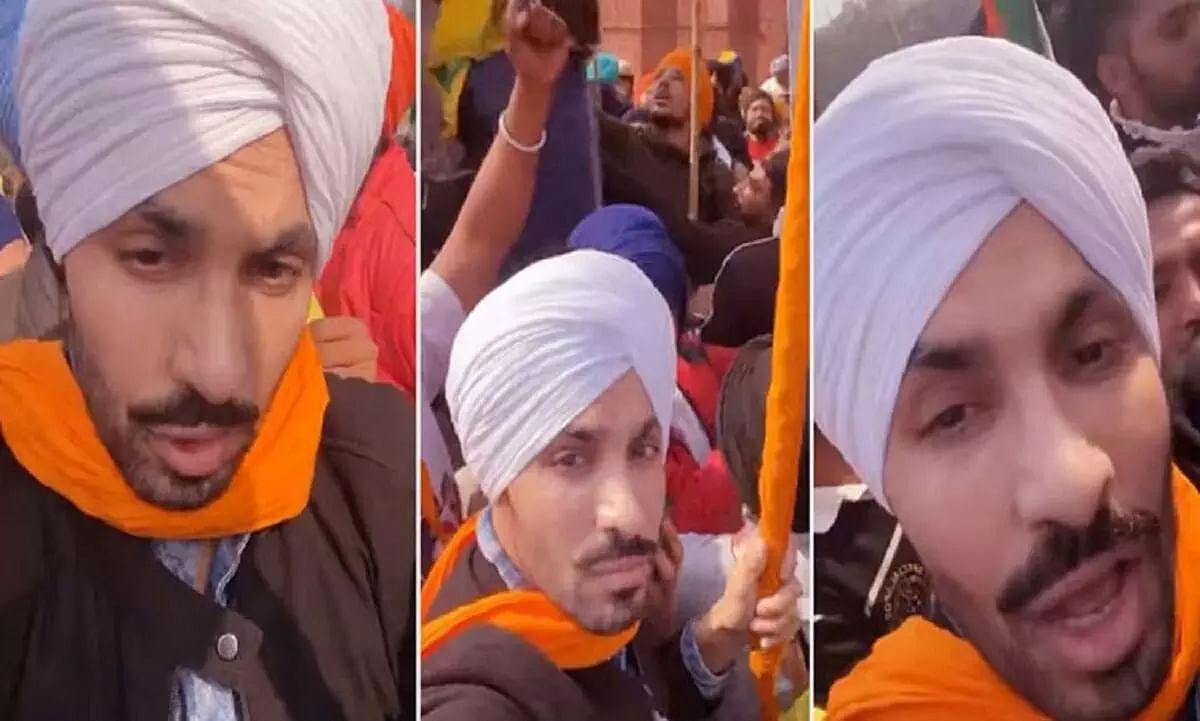 R-Day Violence: Delhi Police Announces Cash Reward for Info on Deep Sidhu, 3 Others