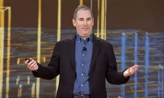 Andy Jassy- the Man who will Replace Jeff Bezos as Amazon CEO