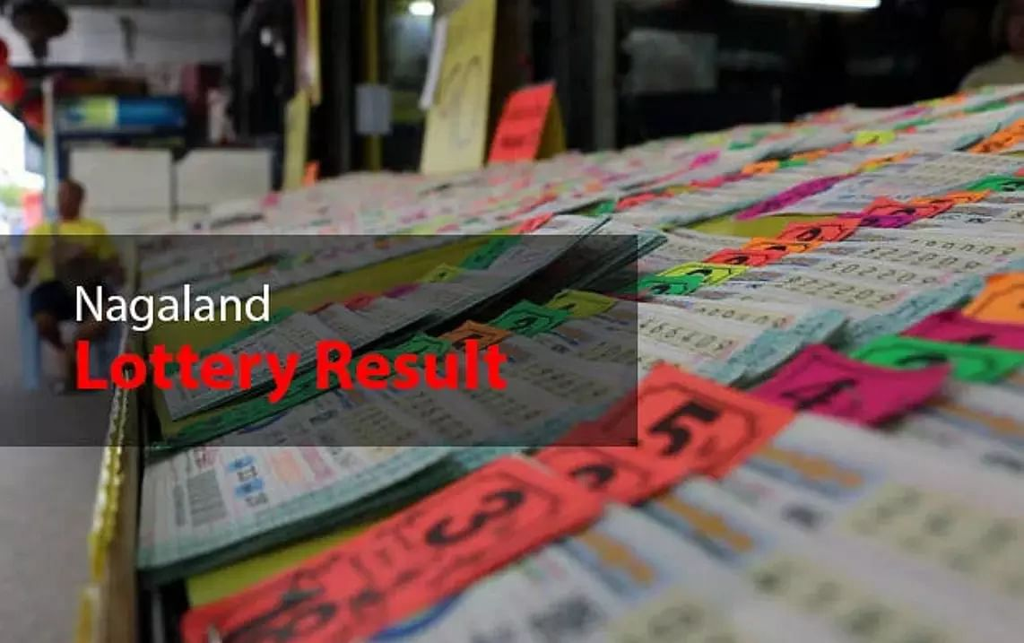 Nagaland State Lottery Results Today - 04 February21 - Nagaland Lottery Sambad Morning, Evening Result Update