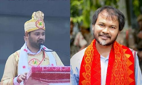 Assam Polls 2021: AJP-Raijor Dal Alliance Finalised: AJP President Lurinjyoti Gogoi