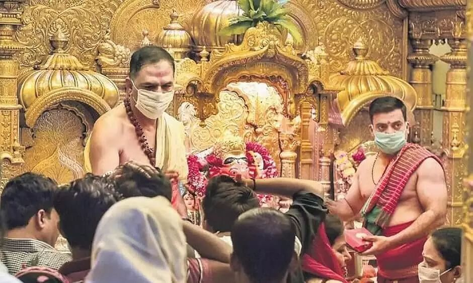 Guwahati priest from Lachit Nagar temple tests COVID-19 positive