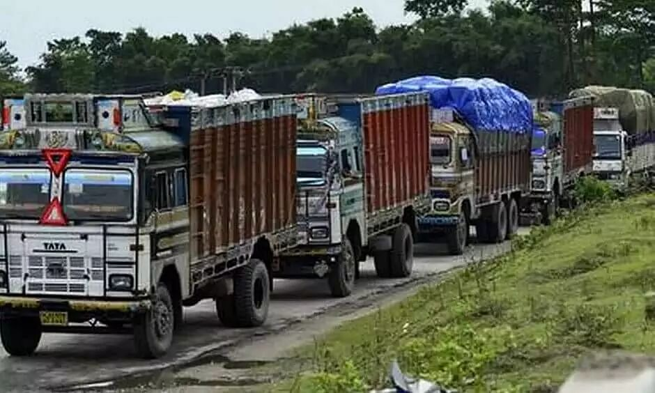 Mizoram Govt allows vehicles of all categories to enter state post-lockdown