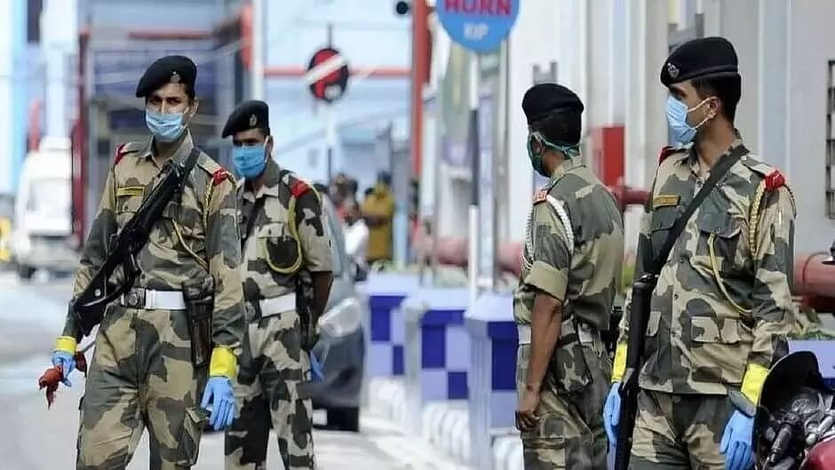 COVID-19: the new enemy for BSF men guarding frontiers