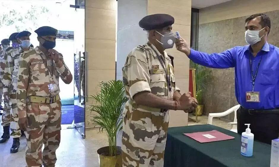 Meghalaya: 26 more BSF jawans from Umpling HQ test Covid-19 positive