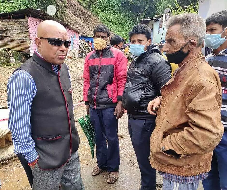 12 die in 4 days across Meghalaya in rain-related incidents including landslides