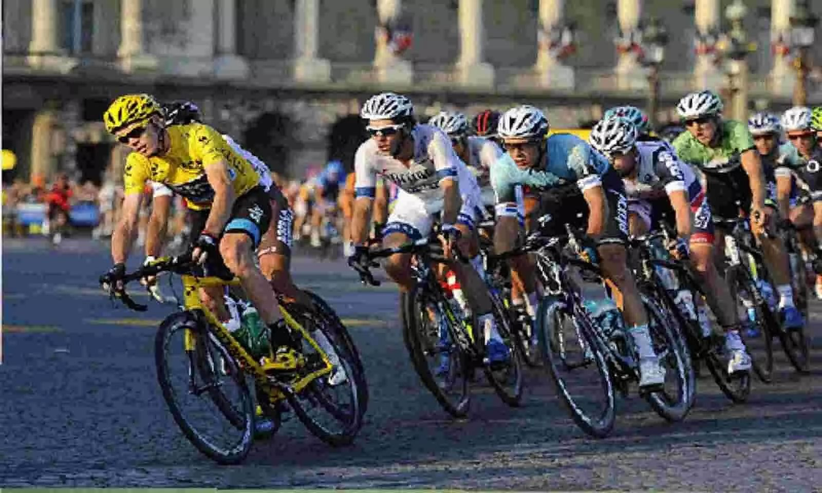 Tour de France to be broadcast in India on Eurosport