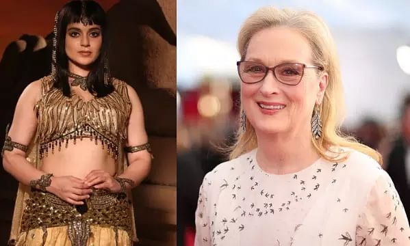Kangana Compares Herself with Meryl Streep, Says No Other Actress on Earth Can Perform Like Her