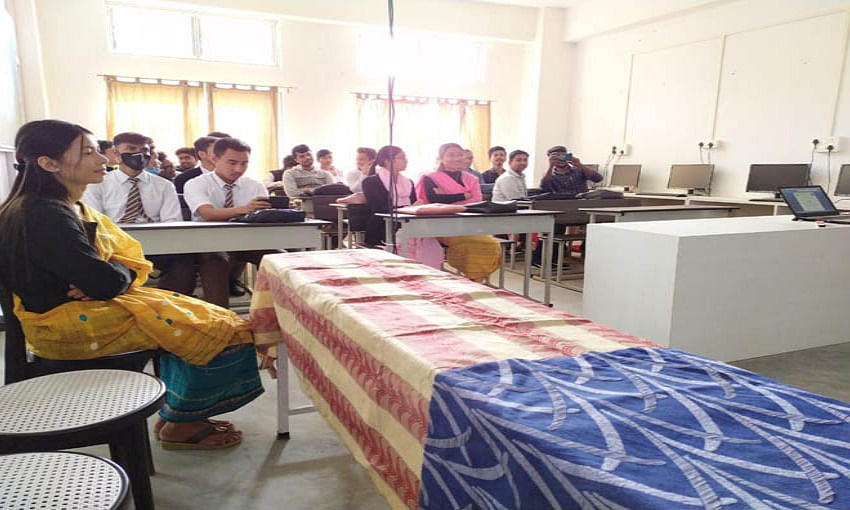Hardy and Ramanujans first correspondence period of days celebrated in Kokrajhar - Sentinelassam - The Sentinel Assam