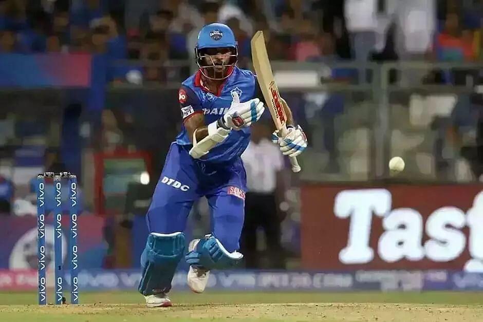 Shikhar Dhawan misses chance to equal Suresh Rainas record