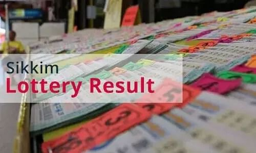 Todays Sikkim State Lottery Results Online - 10 February - Check here