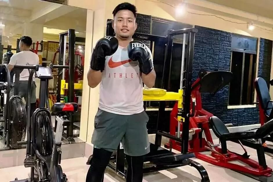 Eye of Blue Tiger: Jeje Lalpekhlua turns to boxing for strength training