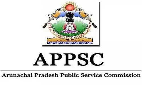 APPSC Job recruitment