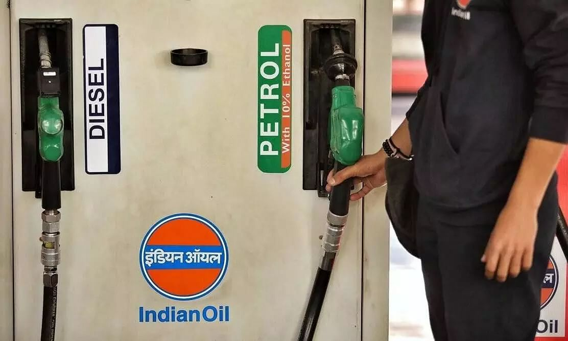 Effective Midnight, Petrol & Diesel Prices in Assam will be Reduced by Rs 5/Ltr