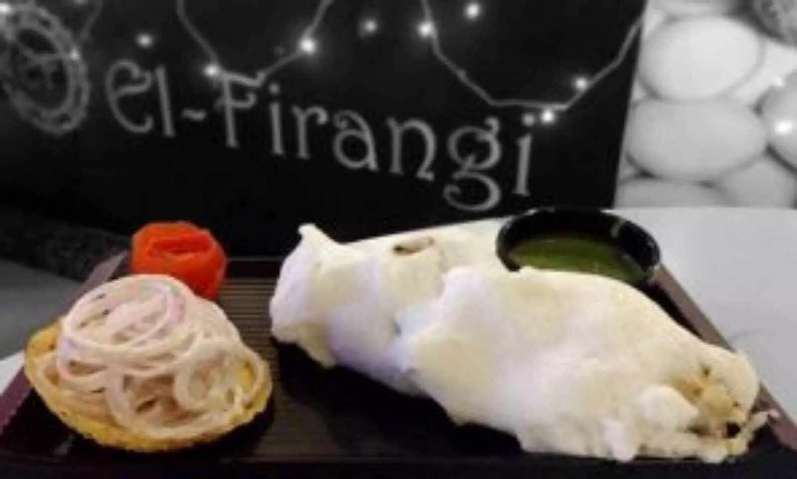 EATING OUT: EL FIRANGI
