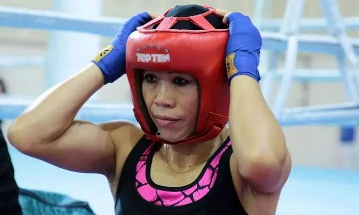 MC Mary Kom to Make Competitive Comeback in Spanish Tourney