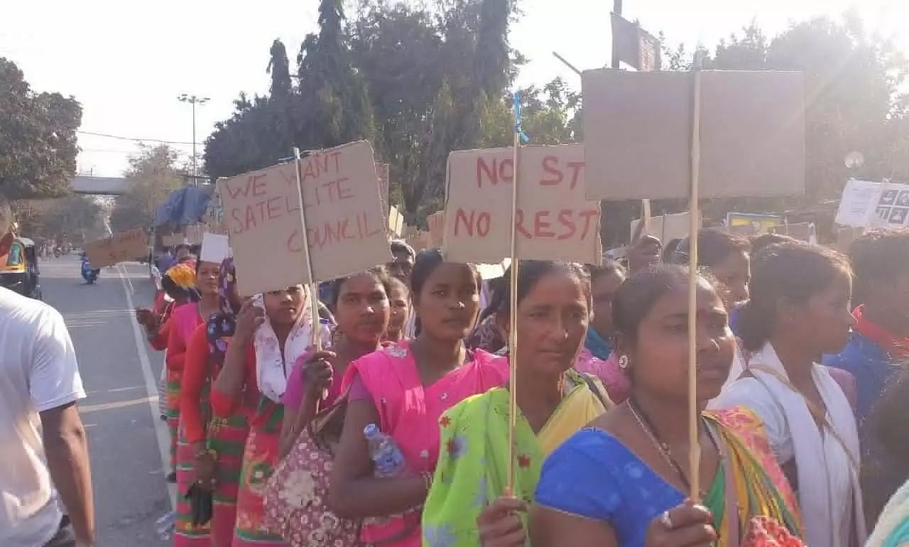 AASAA reiterates demand for ST status, hike in daily wages of tea garden workers