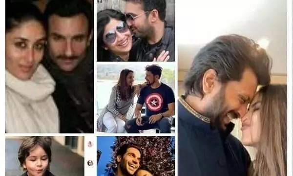 Check out how B-town celebrities are celebrating their Valentines Day