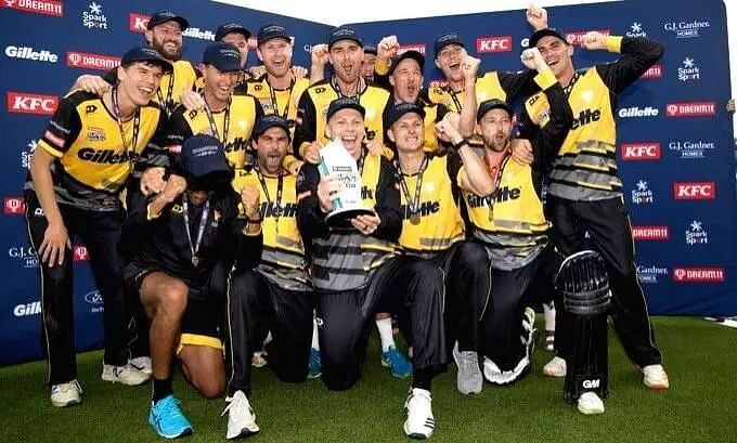 New Zealand's national T20 title