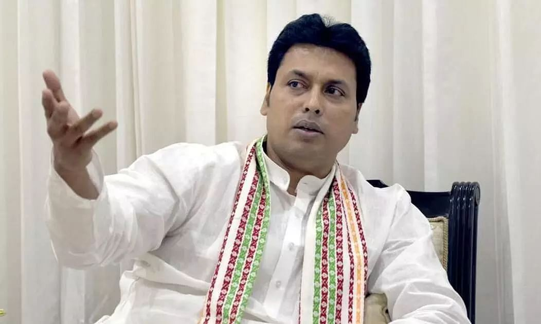 Tripura CM Says BJP Plans to Form Governments in Sri Lanka & Nepal