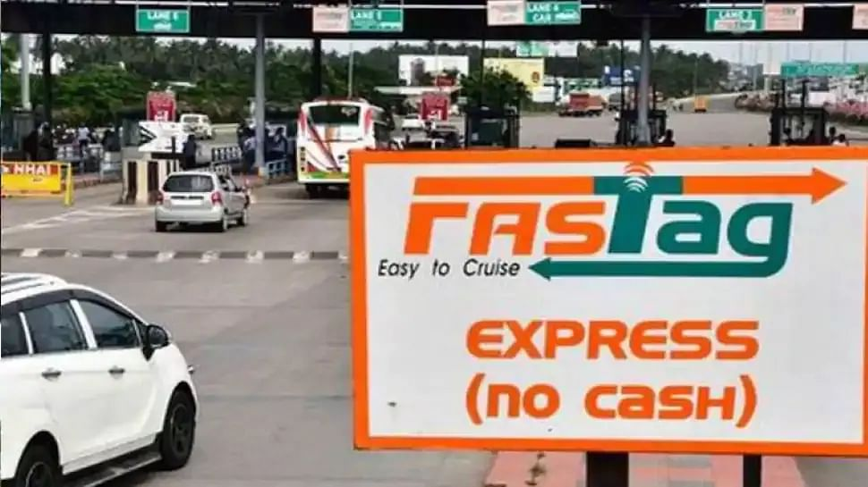 FASTag Compulsory from Today, Vehicles Without Tag to be Charged Double Toll Fee