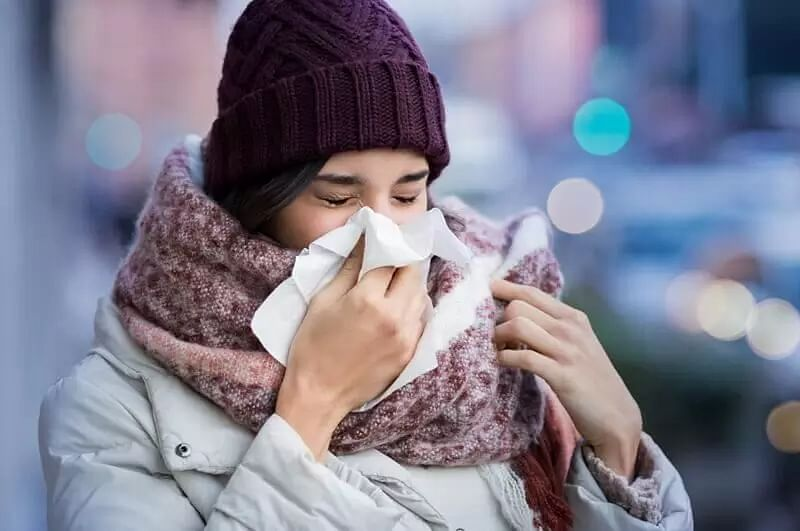 Winter Diseases and Health Precautions to take during New Year Celebrations