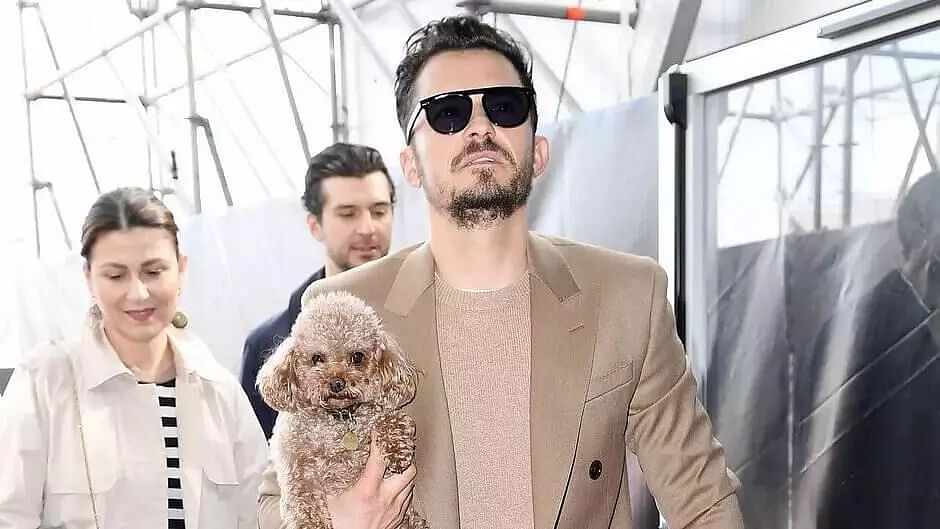 Dog Mighty Remains Missing, Orlando Bloom: I feel powerless