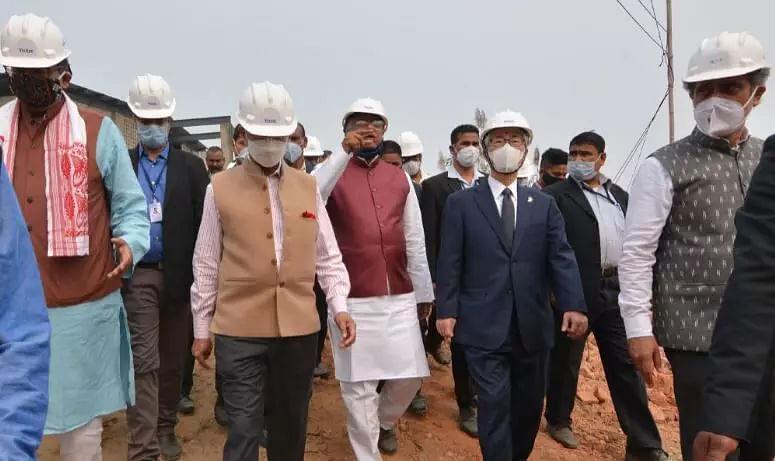 Dr S. Jaishankar, Japan Ambassador