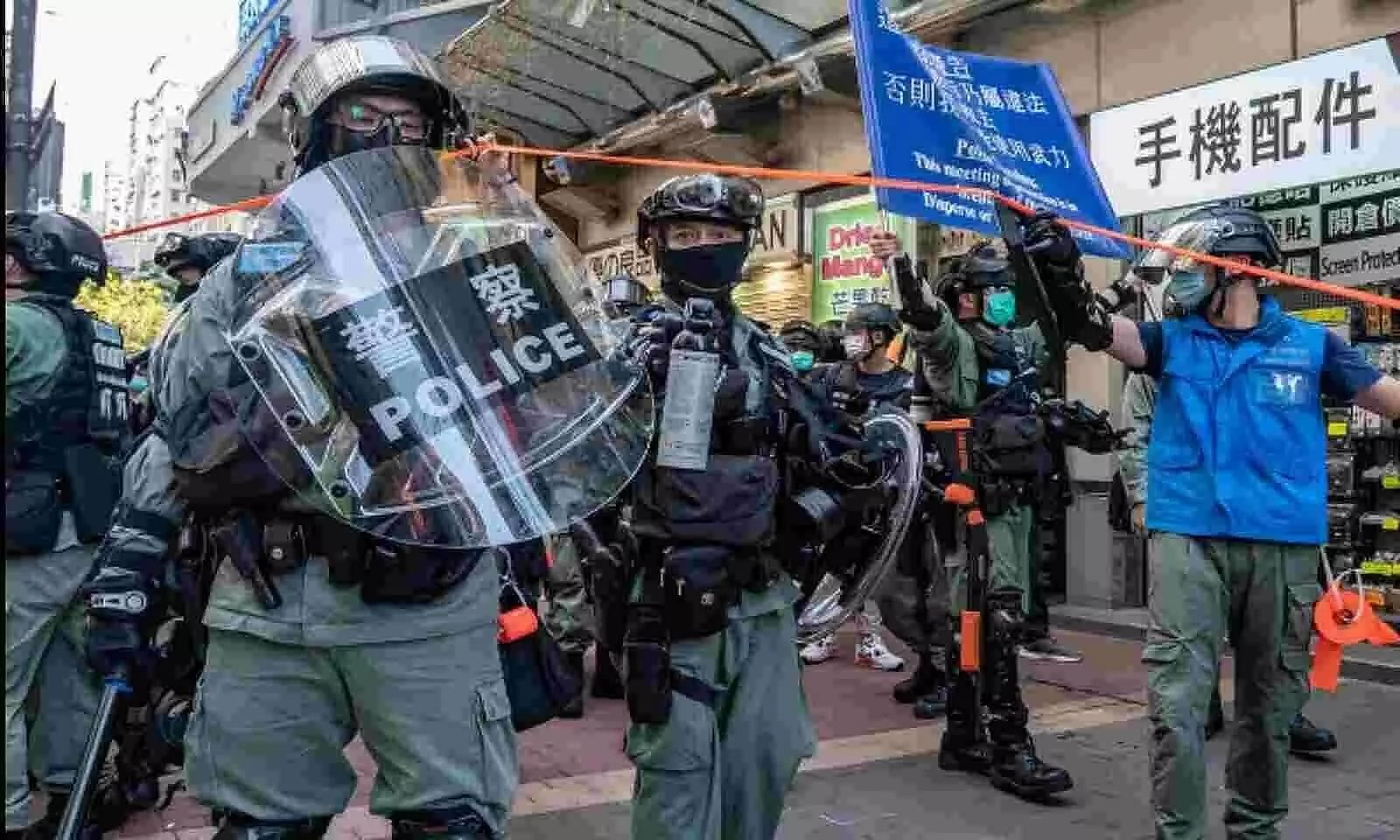 Beijing unanimously passes national security law for Hong Kong