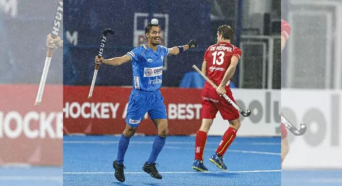 Working hard to be part of team for Olympics: Dilpreet Singh