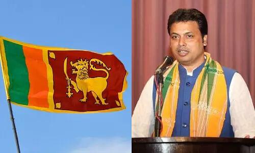 Sri Lanka EC Responds to Tripura CMs Comment on BJP Expanding its Footprint Overseas