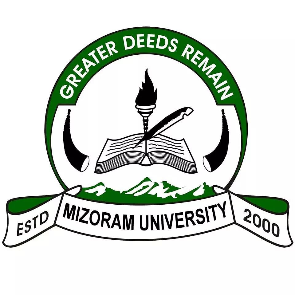 Mizoram University Recruitment 2021- 2 Guest Faculty Vacancy, Job Openings