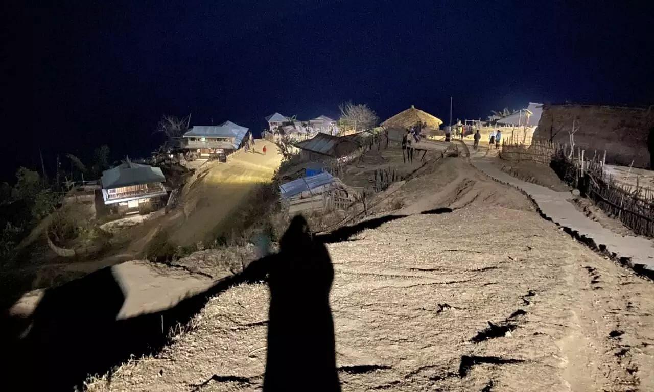 Shinnyu Village Becomes 1st Solar Electrified Village of Nagaland