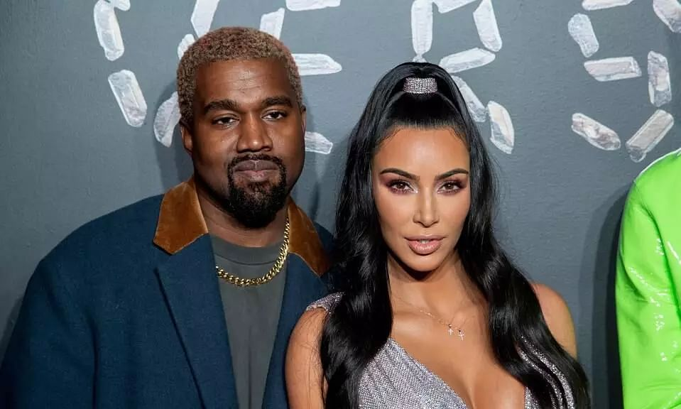 US Reality Star Kim Kardashian Files for Divorce from Rapper Kanye West