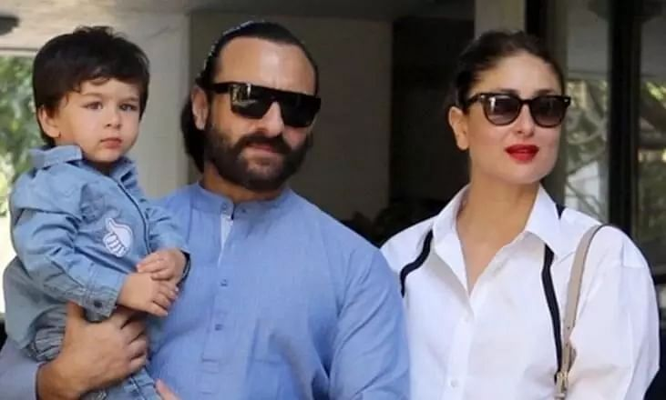 Latest Bollywood News: Kareena Kapoor Khan and Saif Ali Khan blessed with a baby boy today