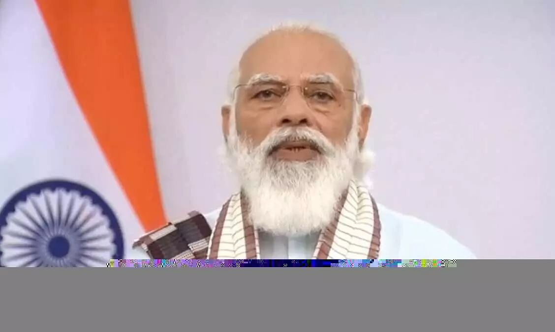 It is always special to be in Assam: Narendra Modi
