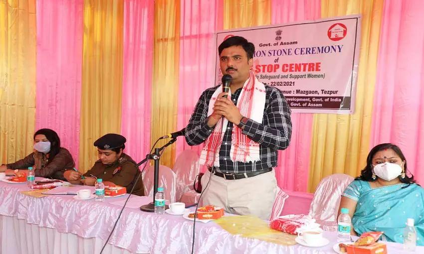 Sakhi: One-stop centre