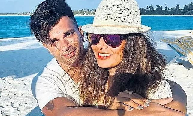 Karan Singh Grover's Birthday today; the actor spends his birthday in the Maldives