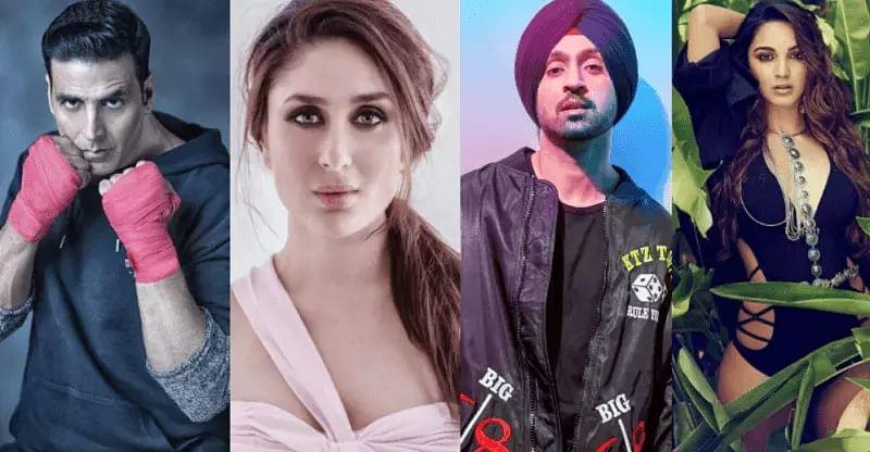What Good News Do Kareena Kapoor, Akshay Kumar, Kiara Advani And Diljit Dosanjh Want To Share With Fans? Read Here